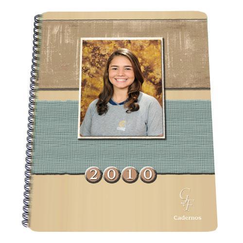 Caderno grande 6