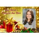 Cartão comemorativo Boas Festas