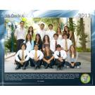 Foto de Turma mod. 03 (Capa com foto do colégio)